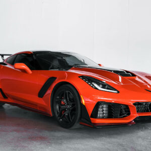 2019 Corvette ZR1 Exotic Rental