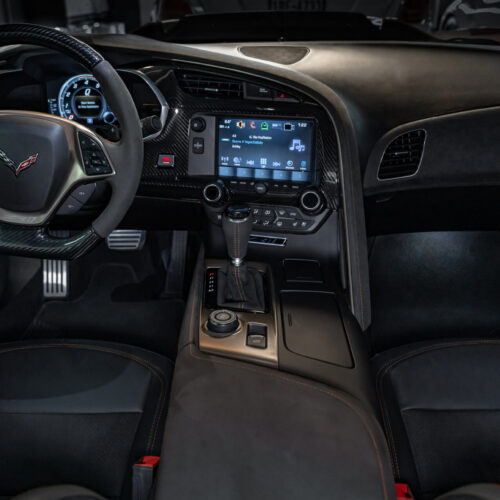 C7 Corvette ZR1 Interior