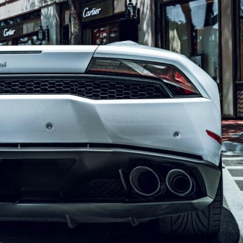 Lamborghini Huracan Spyder Exotic Rental