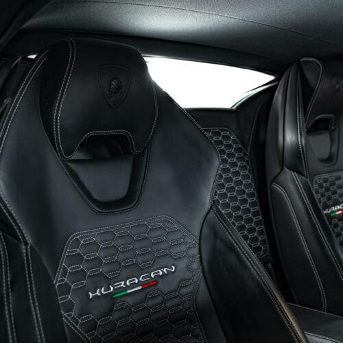 Lamborghini Huracan Spyder Seats