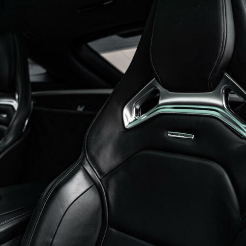 Mercedes-Benz AMG GTS Seats