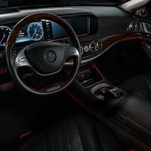 Mercedes Maybach S600 Dash Dallas TX
