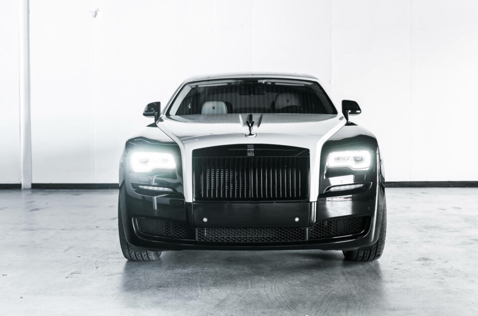 Rent Rolls Royce Ghost Dallas TX