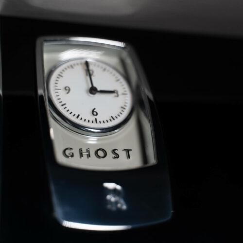 Rolls Royce Ghost Interior Clock