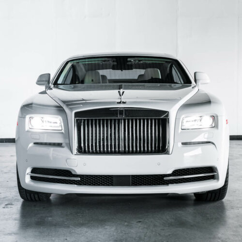 Rolls Royce Wraith Front
