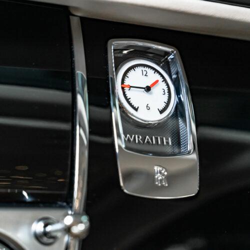 Rolls Royce Wraith Interior Clock