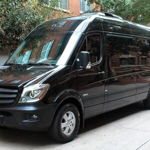 Chauffeured Mercedes Benz Sprinter