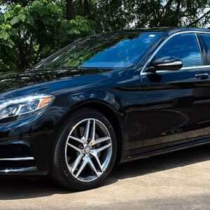Chauffeured Mercedes Benz S550