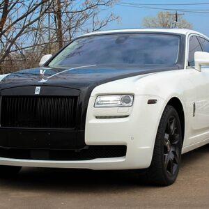Rolls Royce Ghost - Chauffeur Services
